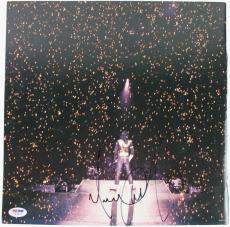 Michael Jackson Signed 12X12 Book Page Autographed PSA/DNA #W04812