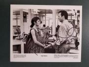 Michael Keaton & Marisa Tomei signed Photo - COA