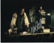 Michael Kelly Signed Autograph 8x10 Photo - Dr. Edgar Dumbarton Taboo, Bbc