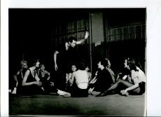 Michael Kidd Dance Choreographer Tony Award Original Broadway Press Still Photo