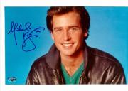 Michael Knight autographed 8x10 photo (All My Children)