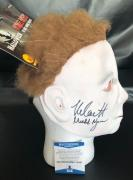 Michael Myers Nick Castle Signed Halloween Mask Authentic Autograph Beckett 8