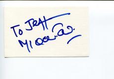 Michael Palin Monty Python Life of Brian Holy Grail Signed Autograph