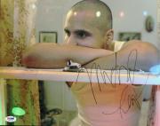 Michael Pena Crash Signed 11X14 Photo Autographed PSA/DNA #M97541