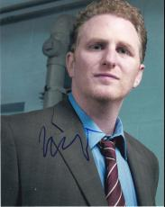 Michael Rapaport Signed 8x10 Photo Prison Break Justified Authentic Autograph A