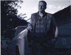 Michael Rapaport Signed 8x10 Photo Prison Break Justified Authentic Autograph B