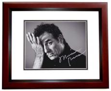 Michael Richards Autographed SEINFELD 8x10 Photo MAHOGANY CUSTOM FRAME