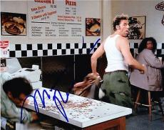Michael Richards Signed 8x10 Photo Autograph Seinfeld Kramer Proof Pic Coa C