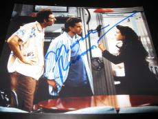 MICHAEL RICHARDS SIGNED AUTOGRAPH 8x10 SEINFELD PROMO IN PERSON COA RARE NYC H