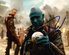 Michael Rooker Signed 8x10 Photo Guardians Of The Galaxy Coa A