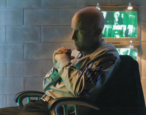 MICHAEL ROSENBAUM signed (SMALLVILLE) LEX LUTHOR 8X10 photo *SUPERMAN* W/COA #2