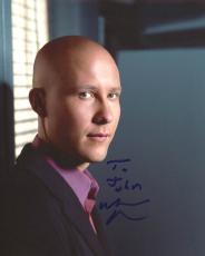 Michael Rosenbaum Smallville Superman Autographed Signed 8x10 Photo UACC AFTAL
