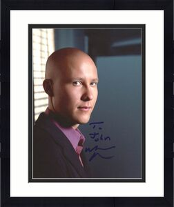 Michael Rosenbaum Smallville Superman Autographed Signed 8x10 Photo UACC AFTAL