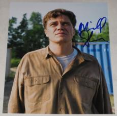 Michael Shannon Signed 8x10 Photo Autograph Superman Revolutionary Road Coa D