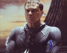 MICHAEL SHANNON signed *SUPERMAN* Man Of Steel ZOD 8X10 photo *PROOF* W/COA #10