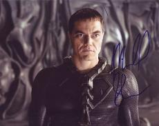 MICHAEL SHANNON signed *SUPERMAN* Man Of Steel ZOD 8X10 photo *PROOF* W/COA #11