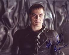 MICHAEL SHANNON signed *SUPERMAN* Man Of Steel ZOD 8X10 photo *PROOF* W/COA #12