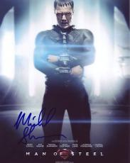 MICHAEL SHANNON signed *SUPERMAN* Man Of Steel ZOD 8X10 photo *PROOF* W/COA #13