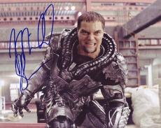 MICHAEL SHANNON signed *SUPERMAN* Man Of Steel ZOD 8X10 photo *PROOF* W/COA #4