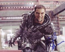 MICHAEL SHANNON signed *SUPERMAN* Man Of Steel ZOD 8X10 photo *PROOF* W/COA #5