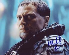 MICHAEL SHANNON signed *SUPERMAN* Man Of Steel ZOD 8X10 photo *PROOF* W/COA #8