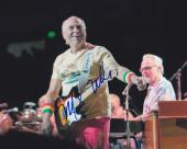 Michael Utley Mike Signed Autographed 8x10 Photo Jimmy Buffett Coral Reefer Band