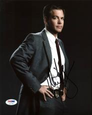 Michael Weatherly NCIS Signed 8X10 Photo Autographed PSA/DNA #AC17247