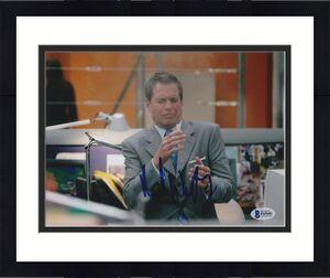Michael Weatherly Signed 8x10 Photo Bull Ncis Beckett Bas Autograph Auto Coa B