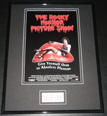 Michael White Rocky Horror Picture Show Signed Framed 11x14 Photo Display