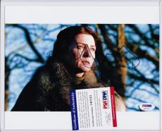 Michelle Fairley Signed Autograph Auto 8x10 Psa Dna Certified