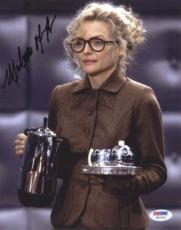 MICHELLE PFEIFFER Batman Autographed Signed 8x10 Photo Certified PSA/DNA