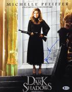 Michelle Pfeiffer Signed 11x14 Photo BAS Beckett T64186