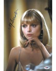 Michelle Pfeiffer Signed Scarface Authentic 11x14 Photo (PSA/DNA) #V26611