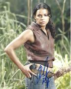 """MICHELLE RODRIGUEZ as ANA LUCIA CORTEZ on TV Series """"LOST"""" Signed 8x10 Color Photo"""