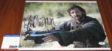 Michiel Huisman Signed 11x14 Game of Thrones Daario Naharis Orphan Black PSA/DNA