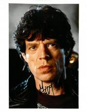 Mick Jagger Signed Authentic Autographed 8x10 Photo PSA/DNA #AA09128