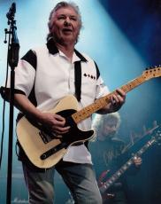Mick Ralphs Signed 8x10 Photo w/COA Bad Company Rock N Roll Legend