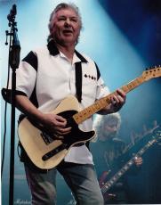 Mick Ralphs Signed 8x10 Photo w/COA Bad Company Rock n Roll Legends