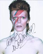 Mick Woody Woodmansey Signed Autographed 8x10 Photo David Bowie Drummer C