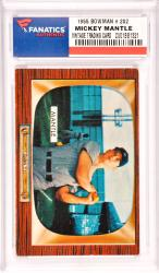 Mickey Mantle New York Yankees 1955 Bowman #202 Card