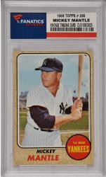 Mickey Mantle New York Yankees 1968 Topps #280 Card
