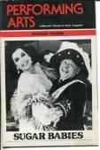 Mickey Rooney Ann Miller Michael Davis Sugar Babies Jan 1984 Playbill