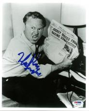 Mickey Rooney Twilight Zone Signed 8X10 Photo Autographed PSA/DNA