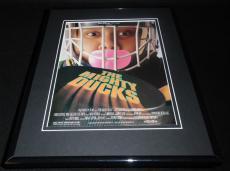 Mighty Ducks 1992 Framed 11x14 ORIGINAL Vintage Advertisement Emilio Estevez