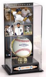 Miguel Cabrera Detroit Tigers Gold Glove Baseball Display Case - Mounted Memories