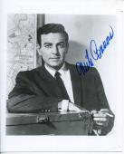 Mike Connors Actor In Mannix & Heres Lucy W/ Lucille Ball Signed Photo Autograph