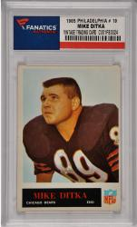 Mike Ditka Chicago Bears 1965 Philadelphia #19 Card 1