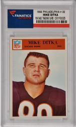 Mike Ditka Chicago Bears 1966 Philadelphia #32 Card