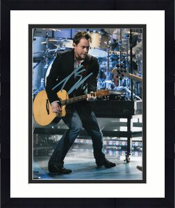 MIKE ELI signed (ELI YOUNG BAND) COUNTRY MUSIC 8X10 photo W/COA #2