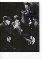 Mike Farrell MASH Captain Hunnicutt Providence Superman Signed Autograph Photo